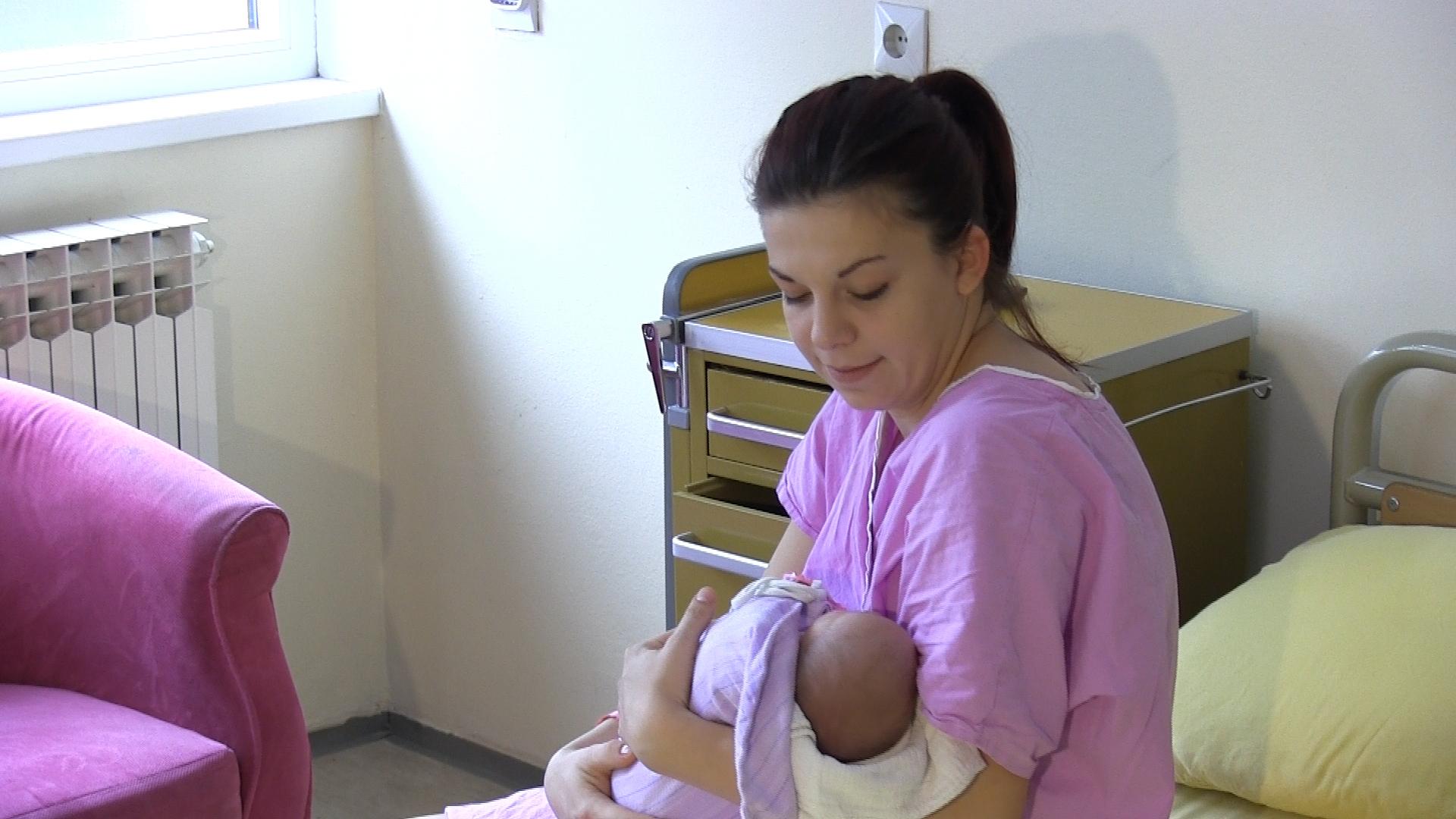 Porodilja Mira