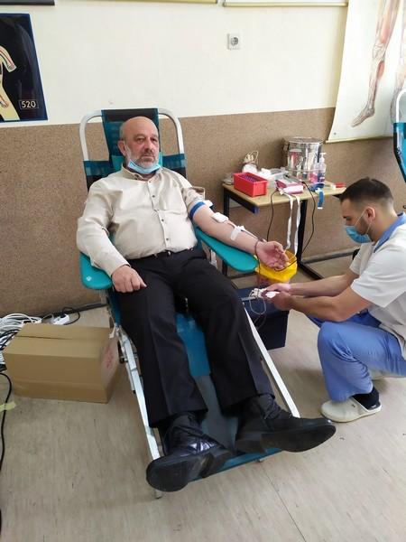 Sveštenici darivanje krvi 00007